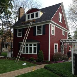 Rochester Exterior Painting