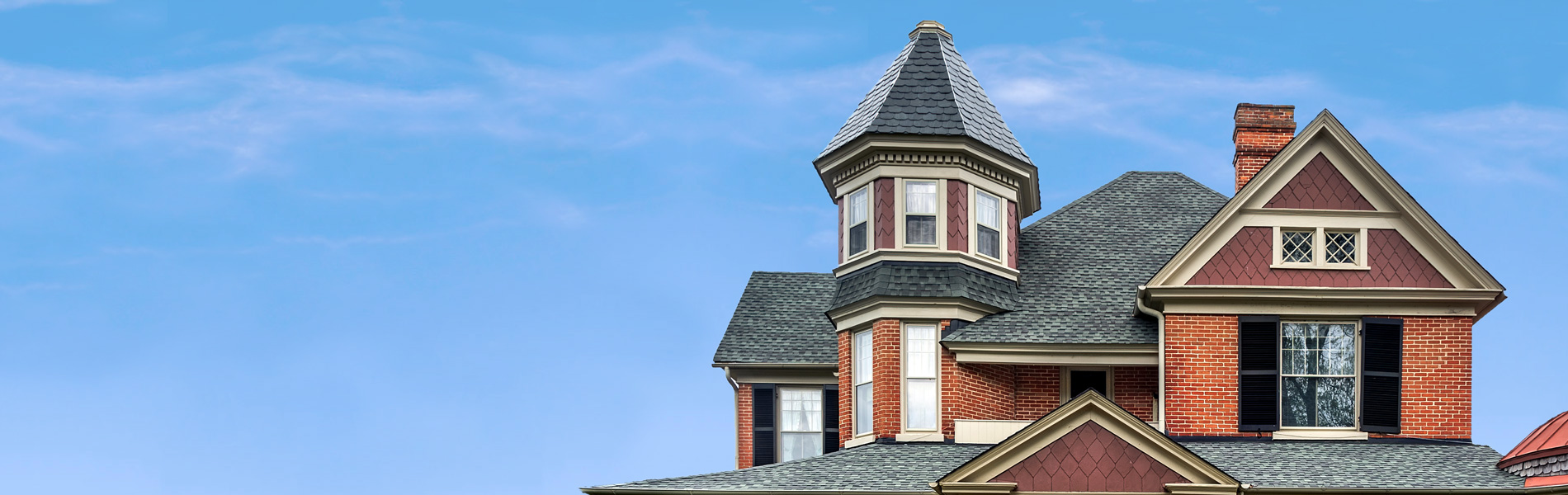 St Clair Shores Historic Home Painting